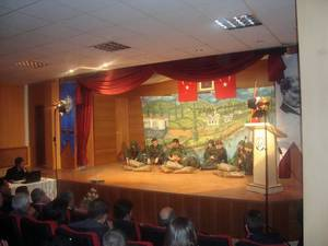 Meslek Yüksek Okulu Şehitleri Anma Programı Düzenledi