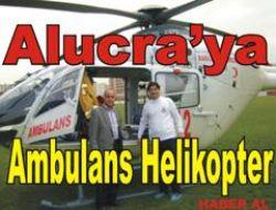 Alucra ya Ambulans Helikopter