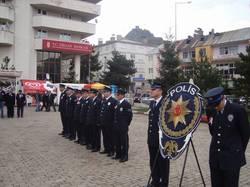 TÜRK POLİS TEŞKİLATININ KURULUŞUNUN 165. YILI KUTLAMALARI YAPILDI