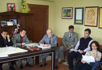 Başhekimler Toplantısı Yapıldı