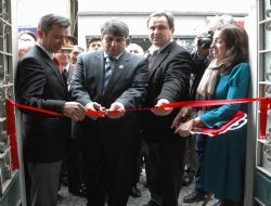 Harp Malülü ve Gaziler Derneği Giresun Şubesi Açıldı