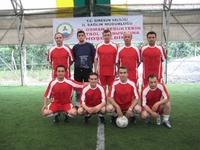 Sağlık Kurumları Arası Halı Saha Futbol Turnuvası Düzenleniyor