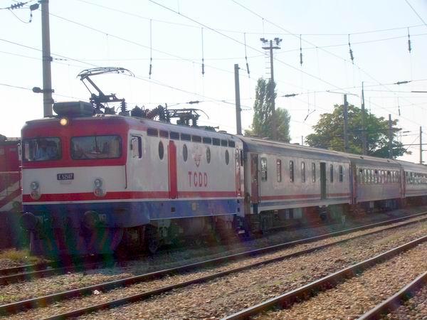 Suşehri ilçesinde Tren Projesi