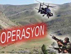 Karadeniz'de PKK'lı avı