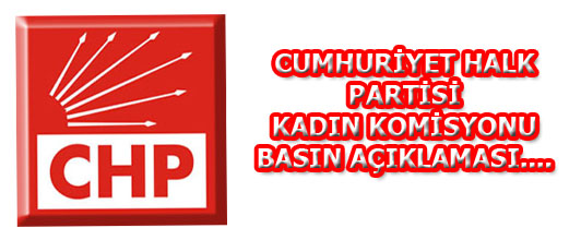 CHP KADIN KOMİSYONU