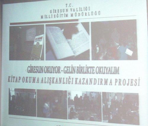 Tirebolu'da Toplantı Yapıldı
