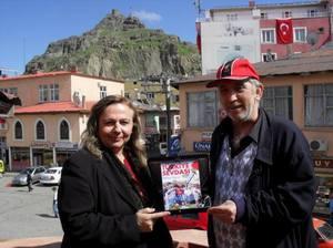 2010 Şebinkale Şiir Şenlikleri ve ödül töreni yapıldı