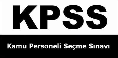 KPSS'ye Başvuru İçin Son Tarih 2 Temmuz