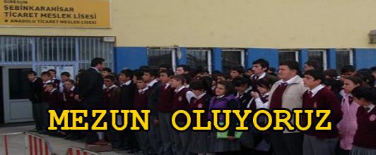 MEZUN OLUYORUZ
