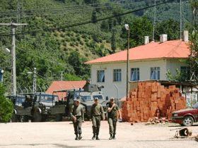 Bulancak Kovanlı Jandarma Karakoluna Ateş Açıldı