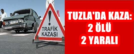 Şebinkarahisarlı Hemşerilerimiz Tuzla'da Feci Kaza Yaptı