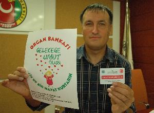 Gazeteci Fırat Akyol,Giresun'a Döndü