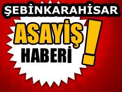 Şebinkarahisar Asayiş Olayları(9 Eylül - 20 Eylül)