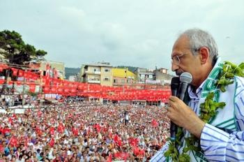 Kılıçdaroğlu 26 Temmuz'da Bulancak'ta