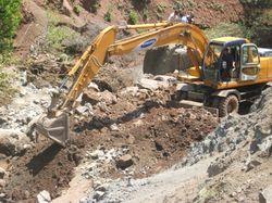 Şebinkarahisar Tamzara Mahallesi Su İsale Hattı Çalışmaları