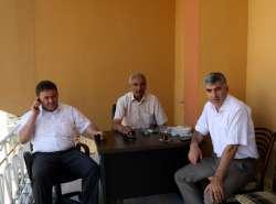 Yılancı, Koyulhisar Belediye Başkanı Eren'i Ziyaret Etti
