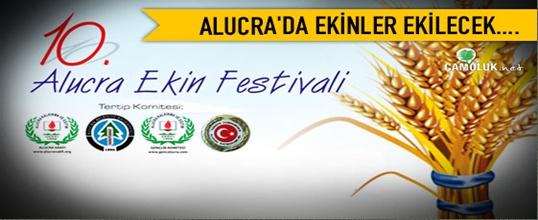 Alucra Ekin Festivali İçin Gün Sayıyor