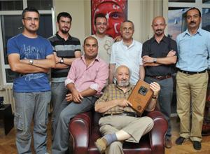Ara Güler'den Fotoğrafçılara Ziyaret