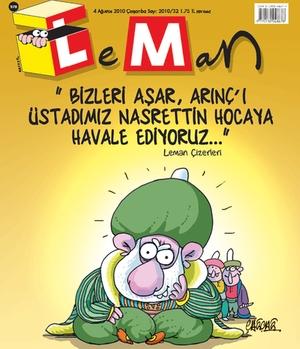 Leman'dan Boy Polemiğine Cevap