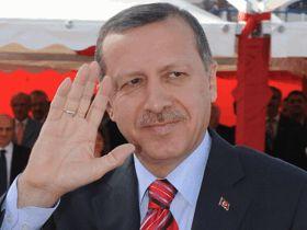 """Başbakan """"Teğet"""" Geçiyor"""