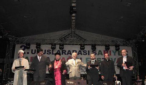 Uluslararası Sarıyer Barışa Çağrı Festivali