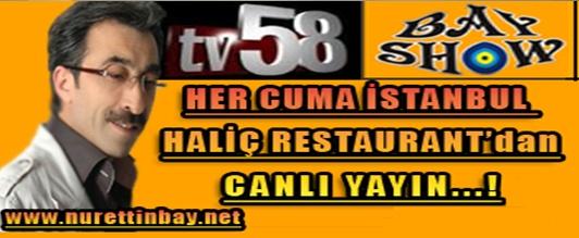 Bay Show Yeni Sezonda Tv58 Ekranlarında