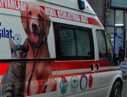 Bu ambulanslar kimin için dersiniz?