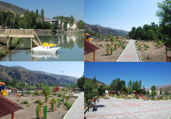Giresun'un En Büyük Parkı Gölpark Açıldı