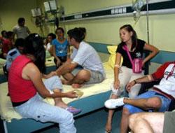 Giresun'da Yurt yemeği öğrencileri hastanelik etti