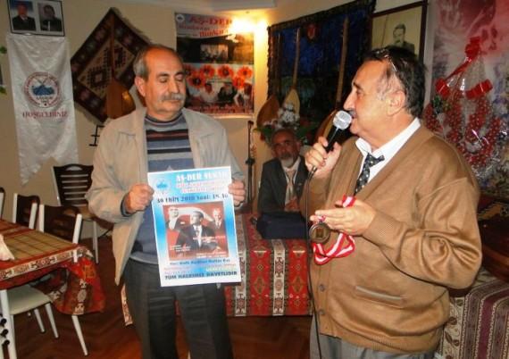 Alucra Kültür Neferine Ödül Yağıyor