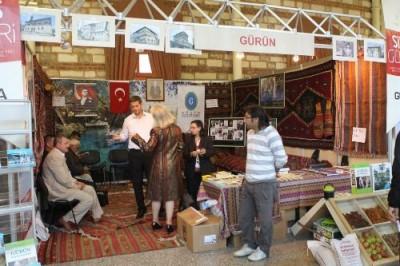 Sivaslılar Feshane'de buluştu