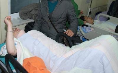 Alucra'da Trafik Kazası: 2 Yaralı