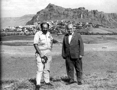 Ara Güler ve Şebinkarahisar