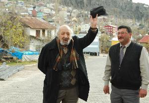 Şebinkarahisar'dan Ara Güler'e Büyük Jest