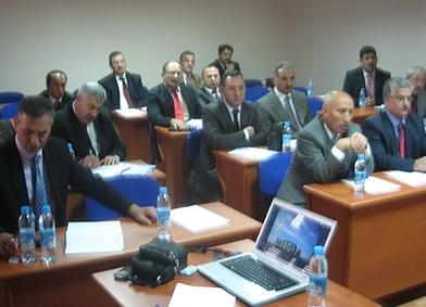 2010 Yılı Değerlendirme Toplantısı Yapıldı