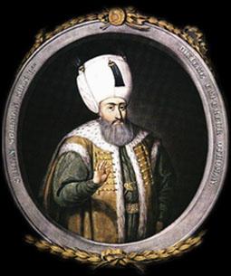 Şebinkarahisar Valisi Kanuni Sultan Süleyman