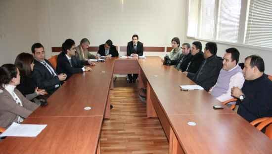 İlçe Sağlık Grup Başkanları Giresun'da Toplandı