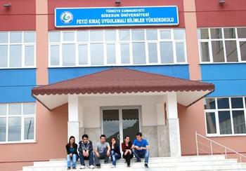 Şebinkarahisar Uygulamalı Bilimler Yüksekokuluna Yeni Atama