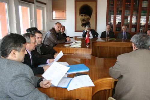 Birlik Meclisi Toplandı