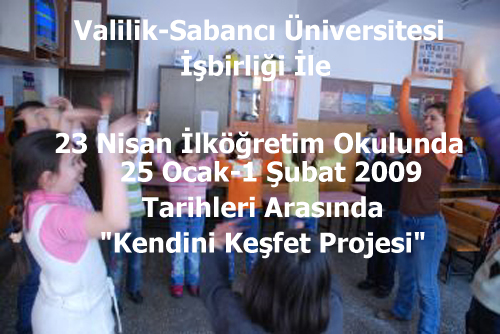 Üniversite ile Ortak Proje