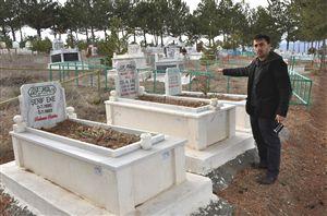 Suşehrin'de Mezarlıkta Kıble Şaştı, 'Davaro' Filmi Gerçek Oldu