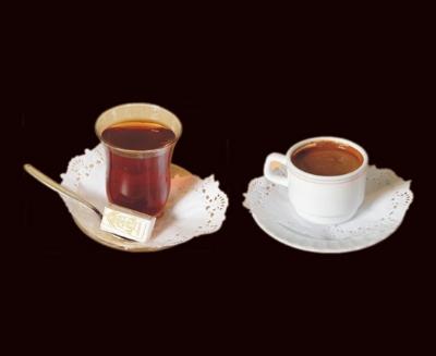 Yemeklerden Sonra Çay ve Kahveden Uzak Durun