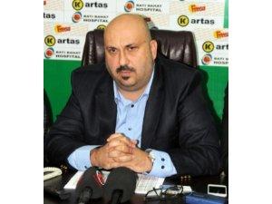 Giresunspor Kulübü Başkanı Bozbağ Açıklaması