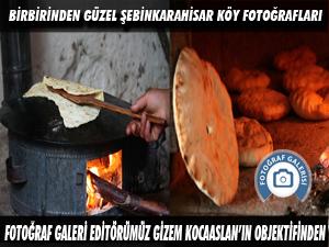 ŞEBİNKARAHİSAR KÖY FOTOĞRAFLARI