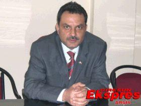 MHP Merkez İlçe Başkanı İbrahim Usta AKP nin İsrail zulmü karşısında topu taca atıyor