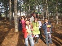 Şebinkarahisar İstiklal İlköğretim Okulu İzcileri Kampa Girdi