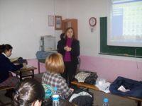 Sağlık Meslek Lisesi Öğrencilerine Kanser Eğitici Eğitimi