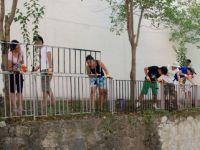 Uluslar Arası Gönüllü Gençlik Kampı Başladı