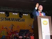 Canikli, Alucra'da Halk Toplantısına Katılacak