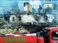 Çamoluk'ta Yangın 2 Ölü, 8 Yaralı